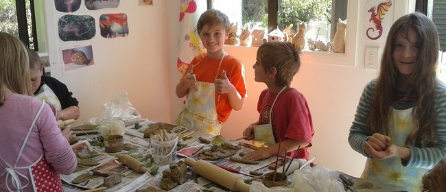Delightful Dogs Clay Workshop