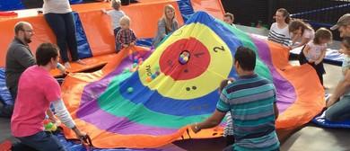Toddler Time - Trampoline Park