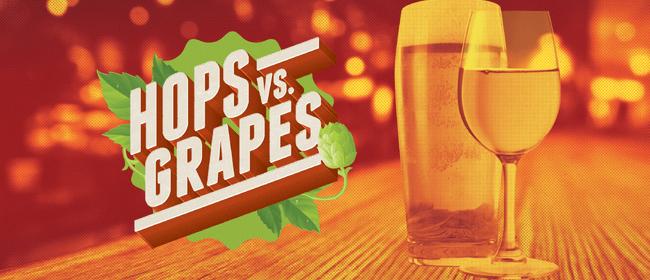 Hops vs Grapes