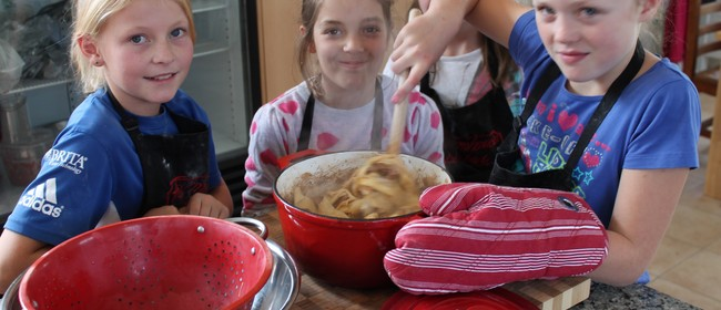 Children's Cooking Holiday Workshop - Spanish Olé!