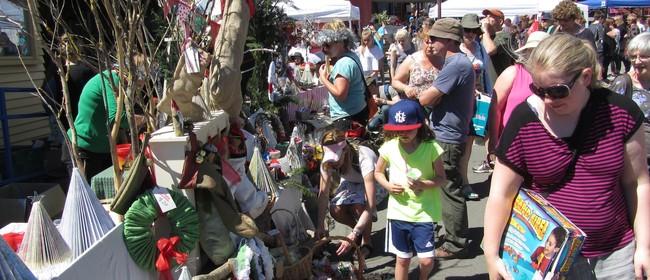 St Martins School Fiesta
