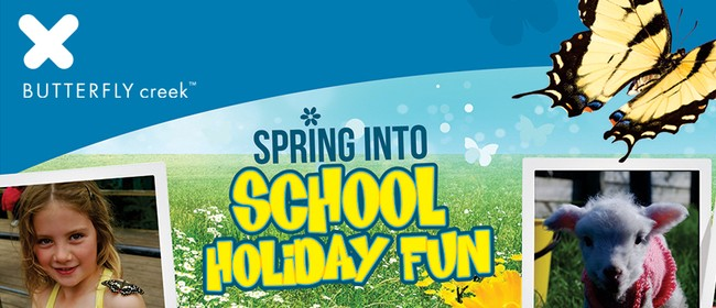 Spring Into School Holiday Fun