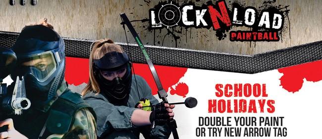 Lock n Load these School Holidays!