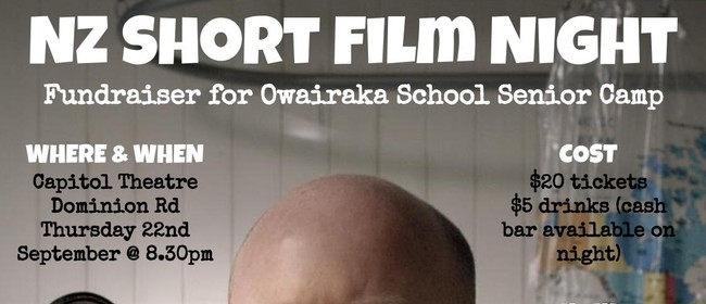 Short Film Fundraiser