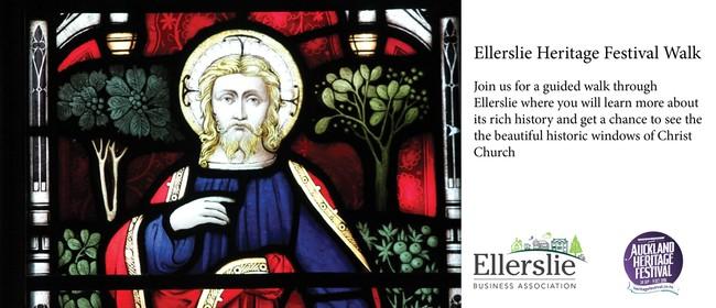 AKL Heritage Fest - Ellerslie Walk Inc Church Windows