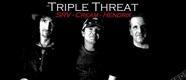 Triple Threat: SRV, Cream & Hendrix Tribute Band