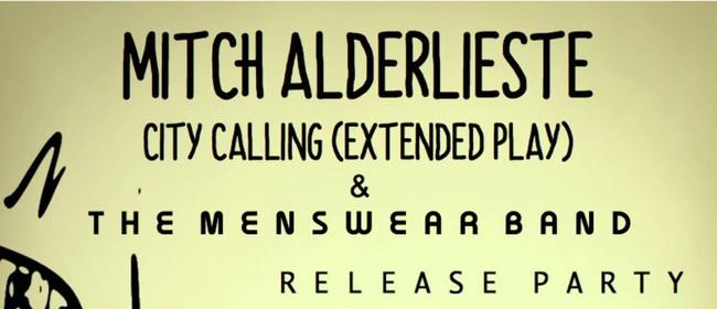 Mitch Alderlieste - City Calling EP Release Launch Party