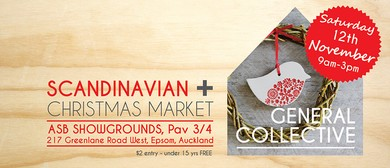 General Collective + Scandinavian Christmas Market Day