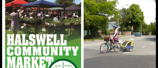 Riccarton to Halswell Market Ride