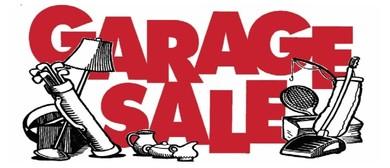 St Barnabas Garage Sale