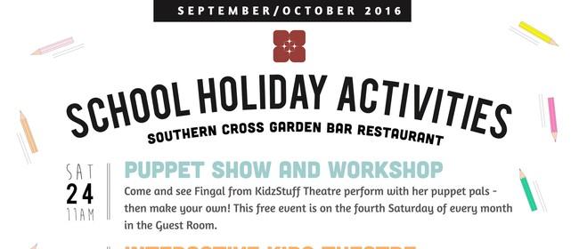 School Holiday Interactive Kids Theatre