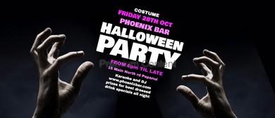 Phoenix Bar Halloween Party