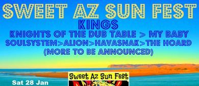 Sweet Az Sun Fest 2017