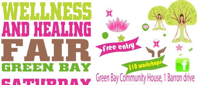 Green Bay Wellness & Healing Fair