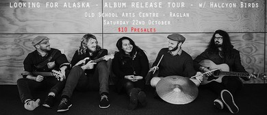 Looking For Alaska - Album Release Tour