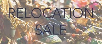 Shh by Sadie Relocation Jewellery Sale