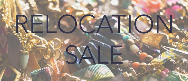 Shh by Sadie Relocation Jewellery Sale