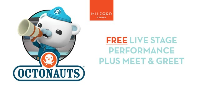See the Octonauts Live these School Holidays