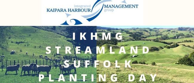 IKHMG Streamland Suffolk Planting Day