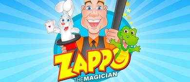 Te Papa School Holiday Event - Magic With Zappo