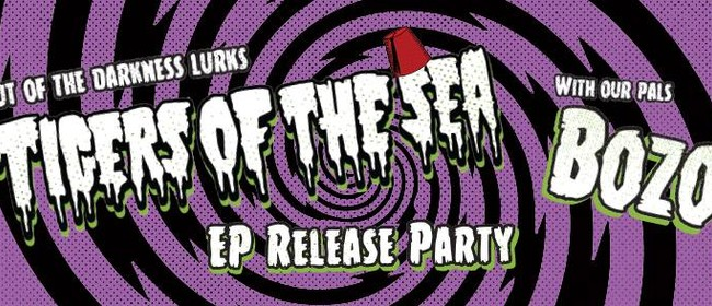Tigers Of The Sea EP Release Show