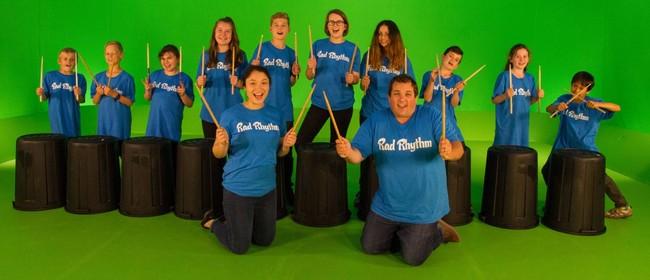 School Holiday Event - Rad Rhythm Percussion Session