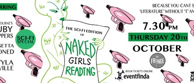 Naked Girls Reading: The Sci-Fi Edition