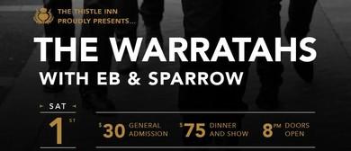 Warratahs With Eb & Sparrow