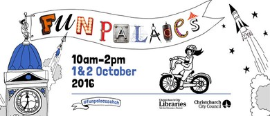 Fun Palaces 2016 - Whiz! Bang! Snap! Pop!