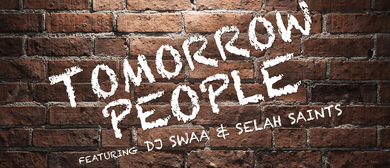 Tomorrow People - Waitara