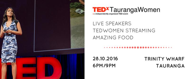 TEDxTaurangaWomen 2016