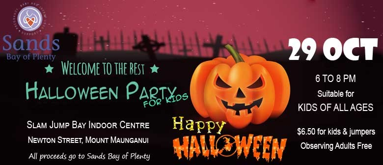 The Biggest Halloween Party of 2016