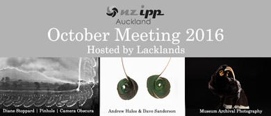 NZIPP - Camera Obscura and Museum Archivists Talk