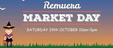 Remuera Market Day