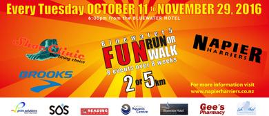 Bluewater 5 and Fit Kids 2 Fun Runs and Walks