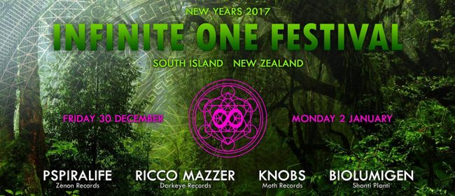 Infinite One Festival - New Years 2016-17