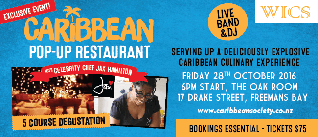 Caribbean Pop Up Restaurant