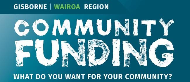 Community Funding Clinic