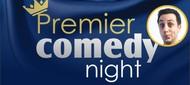 Premier Comedy Night - MC Nik Bruce Smith