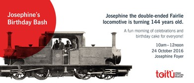 Josephine's 144th Birthday