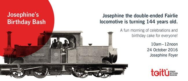 Josephine's 144th Birthday