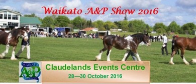 Waikato Agricultural & Pastoral Show