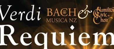 Bach Musica NZ: Verdi Requiem HLN