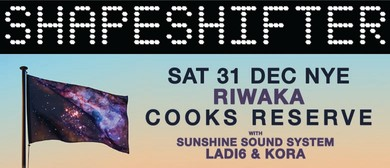 Shapeshifter with Ladi6, Sunshine Sound System & Kora