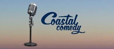 October Coastal Comedy Show