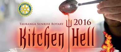 Rotary Kitchen Hell