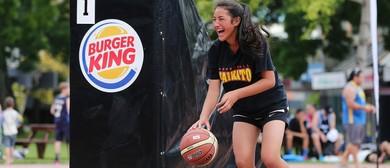 Burger King 3x3 Quest Tour 2016-17