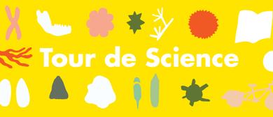 Tour De Science - A Science Storytelling Show