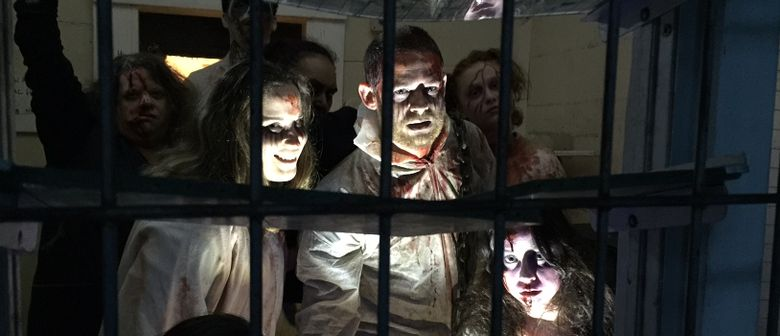 Halloween Dead Hill Scare Tour