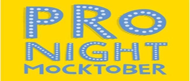 Mocktober Thursday Pro Night: Premium Comedy